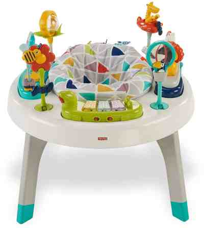 Amazon: Fisher-Price 2-in-1 Sit-to-Stand Activity Center Playset Only $79.90 (Reg. $122)