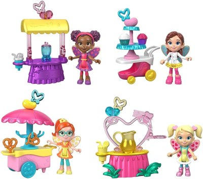 Amazon: Fisher-Price Nickelodeon Butterbean's Café Fairy Set Only $9.99 (Reg. $25)