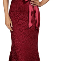 Amazon : Floral Lace Vintage Maxi Long Dress Just $15.99 W/Code (Reg : $31.98)