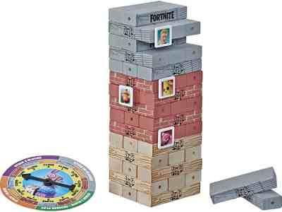 Amazon: Jenga Fortnite Edition Game Only $9.94 (Reg. $20)