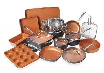 Woot: Gotham Steel All-in-One Cookware and Bakeware Set $139.99 (Reg $199.99)