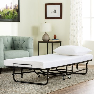 Walmart: Rollaway Guest Bed With Memory Foam Mattress For $190 (Was $250)
