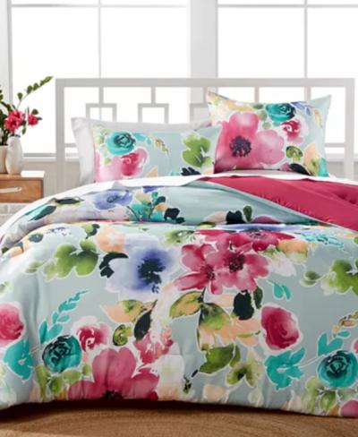 Macy's: Hallmart Collectibles Amanda 3-Pc. Reversible Comforter Sets $19.99 (Reg. $80.00)
