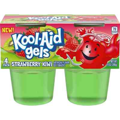 Amazon: Jell-O Kool-Aid Gels Strawberry Kiwi, Just $5.10 after Sub&Save!