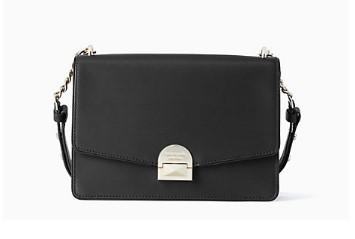 Kate Spade: Neve Medium Convertible Flap Shoulder Bag $79.00 (Reg $399)