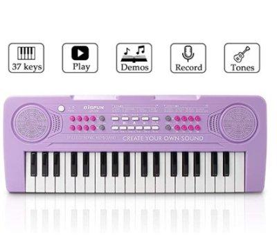 Amazon: Kids Piano for $13.53 (Reg. Price $39.99)