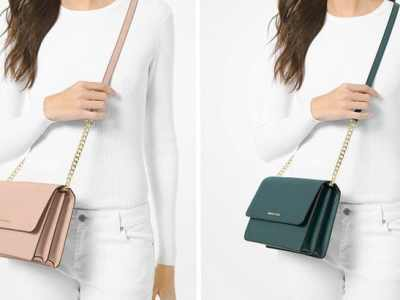Michael Kors: Daniela Large Crossbody Bag, Just $84.78 (Reg $198) + Free Shipping