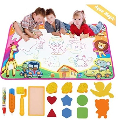 Amazon: Large Kids Painting Writing Doodle Board Toys for $12.09 (Reg. Price $28.99)