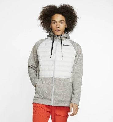 Kohl's: Men's Nike Therma Full-Zip Training Hoodie JUST $72 (Reg $120)