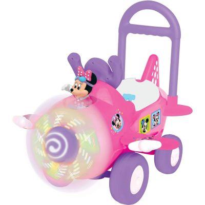 Walmart: Disney Minnie Mouse Plane Ride On For $34.84 (Reg. $39.96)