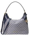 Macy's: Michael Kors Aria Jacquard Signature Shoulder Bag $89.00 (Reg $178.00)