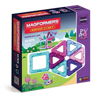 Amazon: Magformers Inspire Set Only $12.49 (Reg. $25)