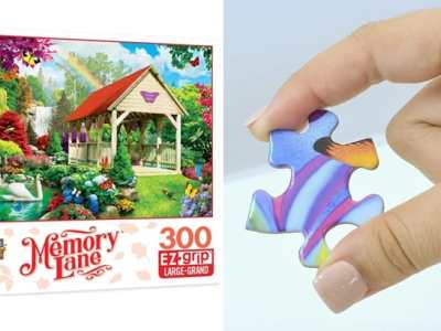 Amazon: MasterPieces Memory Lane 300-Piece Puzzle ONLY $8.97 (Regularly $13)