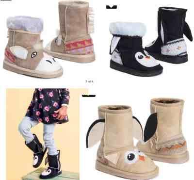 Jane: Cute Kid's Animal Boots, Just $8.99 (reg. $44)