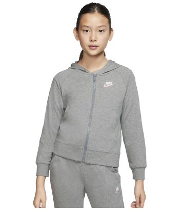 Kohl's: Girls 7-16 Nike Full Zip Hoodie JUST $16 (Reg $40)
