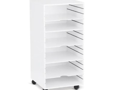 Michaels: Modular Mobile Panel Tower By Simply Tidy™ For $71.99 (Was $120)