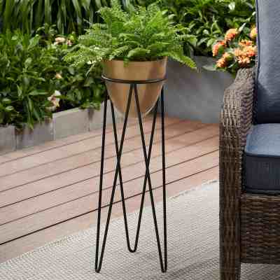 Walmart: Mainstays Metal Plant Stand with Hairpin Legs For $44.99 (Reg $60.00)