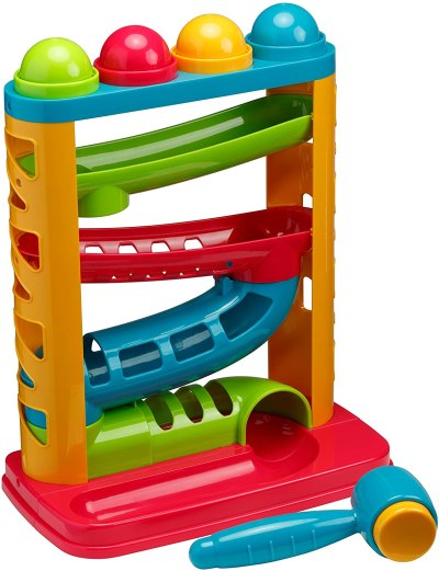 Amazon: Playkidz Super Durable Pound A Ball with Code