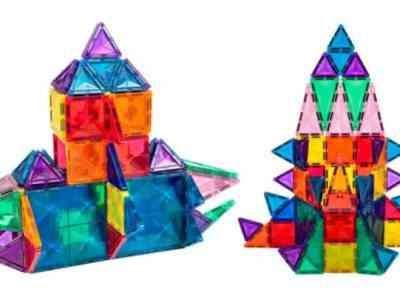 Groupon: PicassoTiles 3D Magnetic Building Blocks – Mini Diamond Series, 64% off after code! Limited Time Only!