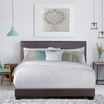 Walmart: Hillsdale Willow Nailhead Trim Upholstered Queen Bed $129 (Reg $149)