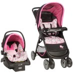 Amazon: Baby Minnie Mouse Amble Quad Travel System Stroller $149.99 (Reg. $199.99)