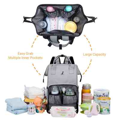 Amazon: Travel Bag Baby Backpack, Just $15.44 (Reg $32.89) after code!