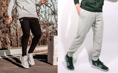 Proozy: Under Armour Men's Athletic Joggers for ONLY $19 (Regularly $50) – Two Colors!