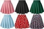 Amazon: Urban CoCo Women's Basic Versatile Stretchy Flared Casual Mini Skater Skirt, Just $11.85 (Reg $19.00)
