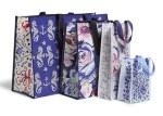 Amazon: Vera Bradley 4 Piece Market Tote Bag Set For $10.00 (Reg. $20.00)