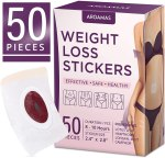 Amazon: Weight Loss Sticker, Fat Burning with Magnets For $14.39