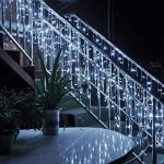 Amazon: Christmas Window Lights Outdoor White For $6.11