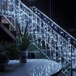 Amazon: Christmas Window Lights Outdoor White For $6.11
