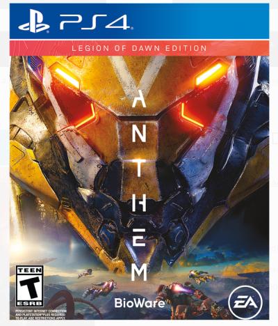 Walmart: PlayStation 4 Anthem Legion of Dawn, Just $12.13 ( Reg. Price $79.99 )