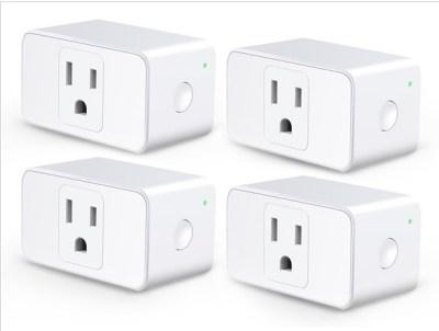 Woot: Wi-Fi Smart Plug Mini, Just $22.99 (Reg $39.99)