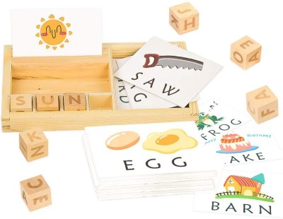 Amazon: Youwo See and Spell Learning Toy for $14.69 (Reg.Price $20.99)