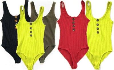 Jane: Women's Layering Bodysuit ONLY $9.99 (Regularly $25)