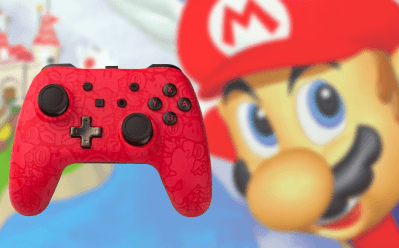 Best Buy: Super Mario Controller for Nintendo Switch ONLY $14.99 (Regularly $25)