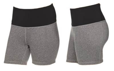 Proozy: Reebok Women's High Rise Compression Shorts for ONLY $5.99 (Reg $40)