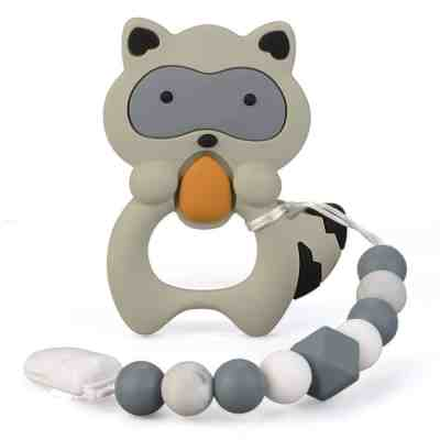 Amazon: Baby Teething Toys for Babies 0-6 Months $5.99 (Reg. $11.98) W/Code LIMITED TIME ONLY