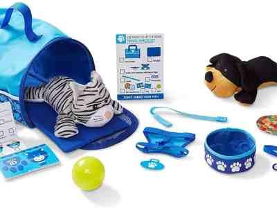 Amazon: Melissa & Doug Pet Travel Play Set Just $17.12 (Reg. $29.99)