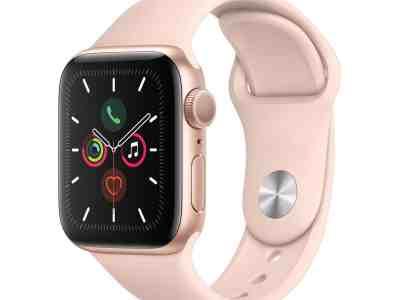 Sam's Club: Apple Watch Series 5 Now $344.00 (Reg. $399.00) Shipped!