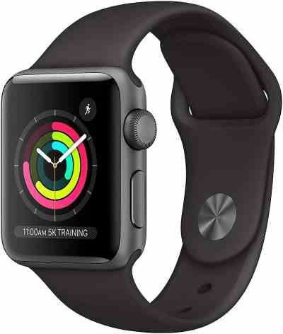 Amazon: Apple Watch Series 3, Just $169.00 - 2 Colors