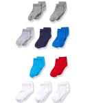 Amazon: Hanes Boys' Toddler Ankle Sock 10-Pack ONLY $5.50 (Reg. $8.47)