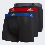 Amazon: adidas Men's Climalite Trunks Underwear (3 Pack) $13.50 (Reg. $30.00)