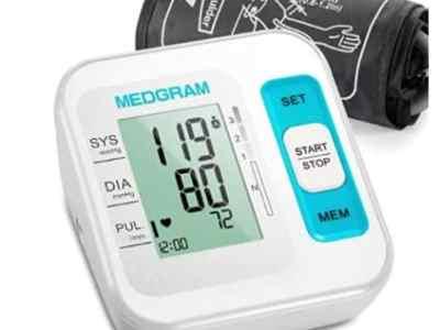 Amazon: BP Machine & Heart Rate Monitor for $16.47 (Reg. Price $32.95)