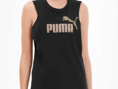 Puma: Women's Cut Off Tank ONLY $7.49 (Reg $25)