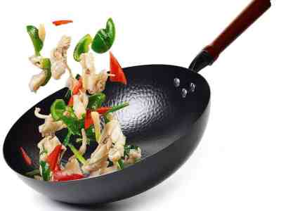 Amazon: Cooking Wok Pan, 12.5 Inches for $19.50 (Reg. Price $49.99)