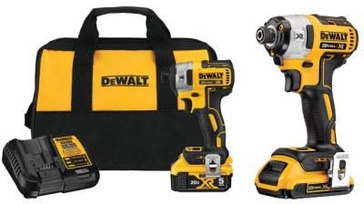 Home Depot: Dewalt 20V MAX Cordless Impact Driver for ONLY $129 (Reg $199)