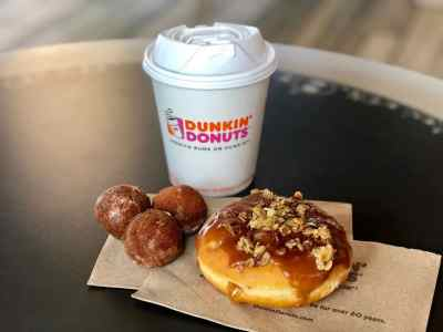 Dunkin' Donuts: FREE Donut w/ ANY Beverage Purchase
