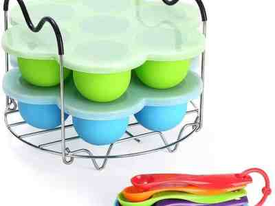 Amazon: Silicone Egg Bites Molds – Clip Coupon!